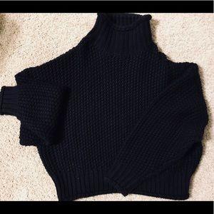 H&M chunky knit sweater